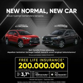 Promo New Normal Toyota Solo